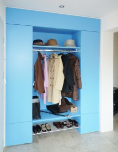 490 Garderobe